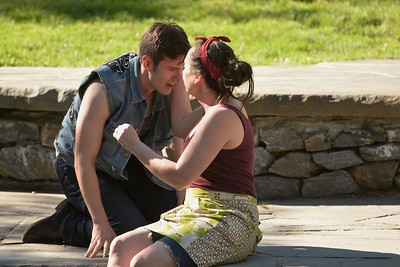 """ROMEO  &  JULIET""  /  barefoot  shakespeare  company  2015   -  Summit  Rock,  Central  Park  NYC   -  Saturday,  June  6"