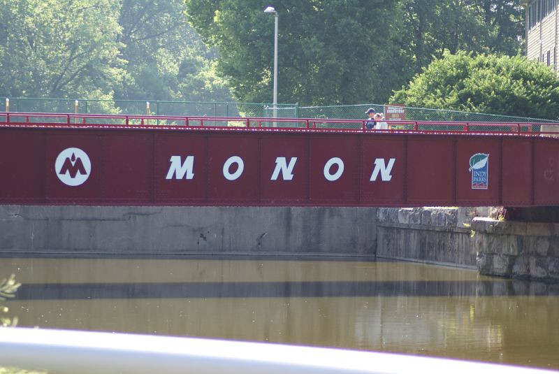 """<a href=""""http://www.flickr.com/photos/valeriebb/749064468/sizes/o/in/photostream/"""">Photo Credit</a>  The Monon Trail or Monon Greenway as it is known locally is a 15.7 mile rail-trail stretching from Indianapolis to Carmel, Indiana. The trail sees about 1.3 million users a year and is a highly valued amenity among local citizens. Access to arts and entertainment is one of the highlights of the trail. The Indianapolis Art Center in Broad Ripple Village, Marott Park and Nature Preserve, Indiana State Fairgrounds, and the brand new Palladium at the Center for Performing Arts in Carmel are all easily accessible from the trail. Federal investment in the trail totals nearly $7,000,000 and has been matched by close to $4,700,000 in local funds. The asphalt trail connects many communities throughout the region and has been a significant economic boost for the local economy."""