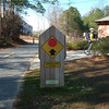 "Road crossing signage on Silver Comet Trail<br /> <br /> The Silver Comet Trail, one of the most popular spots in northwest Georgia for outdoor recreation and bicycle commuting, sprouted from an abandoned rail corridor between Atlanta and the Alabama state line. In the early 1990s, a group of private citizens and non-profit organizations, including the PATH Foundation and the Georgia Rails to Trails Society, spearheaded the development of the trail, working with the Georgia Department of Transportation (GDOT), the Georgia Department of Natural Resources and the three counties adjacent to the trail: Cobb, Paulding and Polk. GDOT purchased the 57-mile corridor in 1992 from CSX for $5.8 million. Today, the trail passes through three Georgia counties and connects with the Chief Ladiga Trail in Cleburne County, Alabama.  These two trails combined run over 100 miles and form the longest paved trail in the United States.<br /> <br /> Development of the Silver Comet Trail was supported by TE grants in 1998 ($695,000 with a $173,750 local match from the City of Rockmart), 2000 ($400,000 with a $202,840 local match from the Cobb County DOT; $50,000 with a $12,500 local match from the Paulding County Chamber of Commerce; and $959,000 with a $239,750 local match from Polk County),  2001 ($875,000 with a $343,200 local match from GDOT), and 2004 ($750,000 with a local match of $187,500 from the Cobb County DOT).  The grants and matches total $4,888,540.<br /> <br /> Learn more about The Silver Comet Trail at <a href=""http://www.silvercometga.com/"">http://www.silvercometga.com/</a> and <a href=""http://www.silvercomet.org/"">http://www.silvercomet.org/</a>."