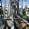 "During the construction period.<br /> <br /> In 2004, the City of Salem purchased the Union Street Railroad Bridge and its associated timber trestle from Pacific Union Railroad for $1. In 2009, the city finished converting it into a multi-use pathway for pedestrians, bicyclists, and other non-motorized users. The bridge, originally built in 1912-13, crosses a half-mile span of the Willamette River. The project improved bicycle and pedestrian safety and access, and provided a critical link in local, state, and regional trail networks.<br /> <br /> On April 18, 2009, hundreds of people joined local and state officials for the project's grand opening ceremony and an inaugural trip across the bridge. The project was awarded TE funds in 2003. Federal Award: $2,016,000; Local Match: $1,383,108; Total: $3,399,108<br /> <br /> To take a virtual walk across the bridge visit  <a href=""http://www.youtube.com/watch?v=uQDrhOQfwJc"">http://www.youtube.com/watch?v=uQDrhOQfwJc</a><br /> <br /> Photo credit: Pat & Chuck Fisher"