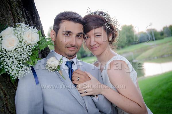 Alyssa and Sean