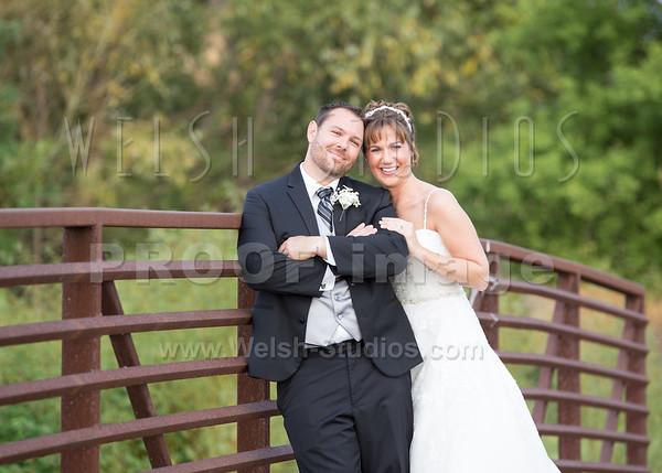 Vicki and Brian