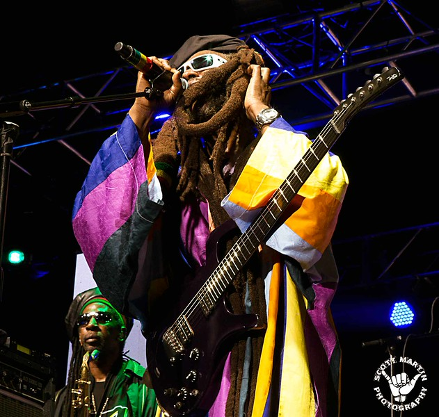 Steel Pulse @ California Roots Music Festival