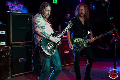 High on Fire @ The Kirk Von Hammett Fear FestEVIL