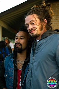 Nahko and Jacob Hemphill (SOJA) @ California Roots Festival