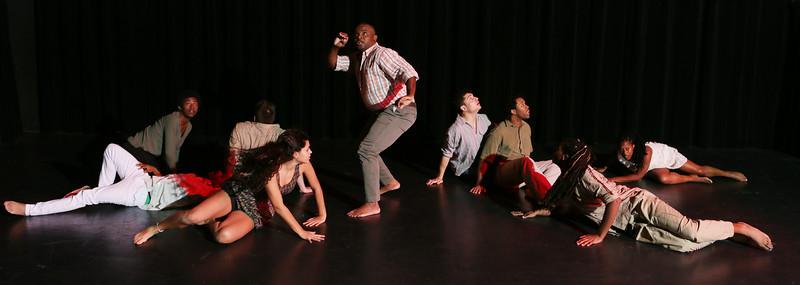 Techmoja Dance and Theater Co