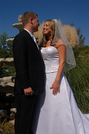 Josh & Missy Pre Ceremony