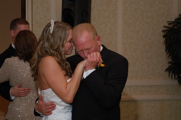 Missy and Josh Wedding Reception