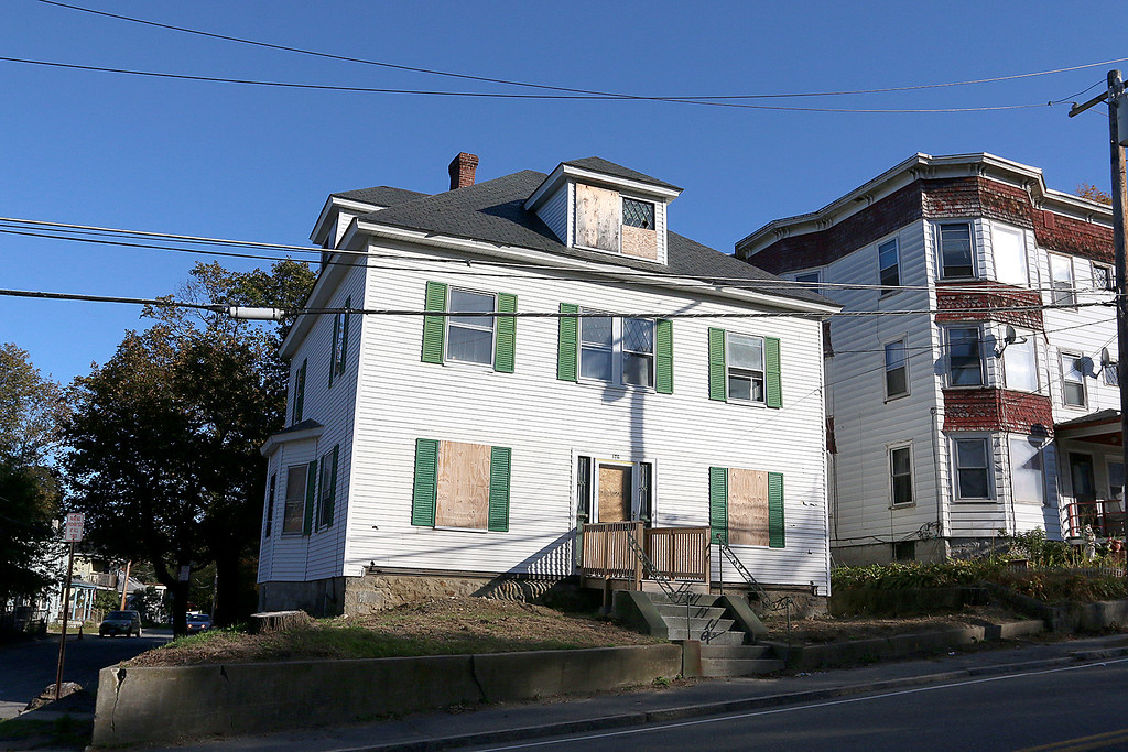 . Since January 1, 2017 owners and investors in Fitchburg have submitted requests to reinstate the previously vacant or abandoned buildings listed. Reinstatement allows owners to sell or use properties. This property is at 126 South Street. SENTINEL & ENTERPRISE/JOHN LOVE