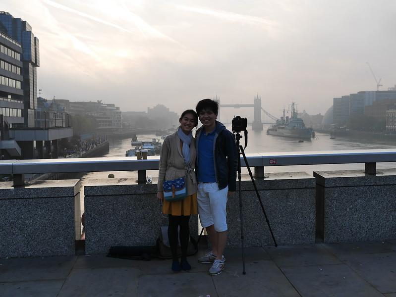 London trip + Ed - 85