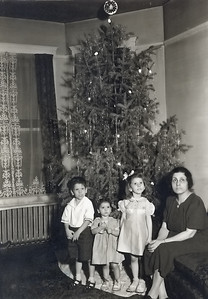 Christmas with Grandma Rose, 1943 copy