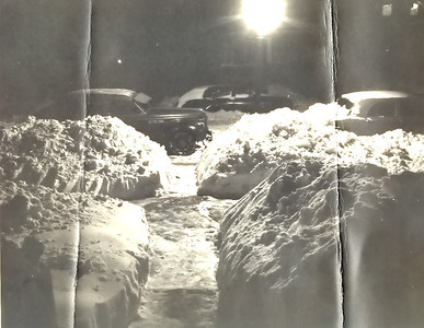 Chicago's big snow, early 1950's, 37 W  70th Place copy