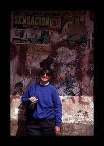 Chelle Sensacion - Pisac, Peru 1994