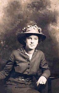 Aunt Alice Luckert