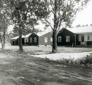 Amos Avenue - Summer 1952 - Our Homes Built by Dad and Uncles