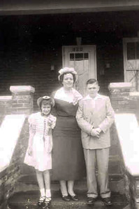 Aunt Rose, Brenda and Mike