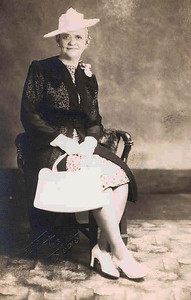Aunt Grace Purcell Warfield