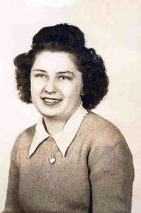 Aunt Helen Vollmer Lyles