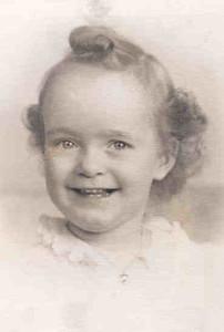Barbara Lee Horn 20 Months 1946