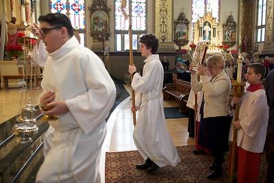 30-lecie poslugi ks.Chrystusowców na Trojcowie