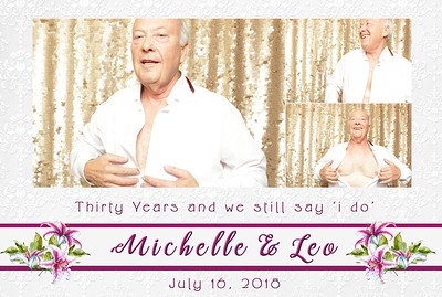 30 years and we still say i do !