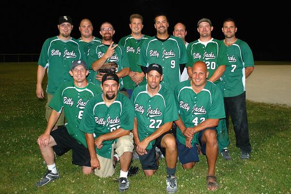 2009-07-02 Billy Jack's Softball Team
