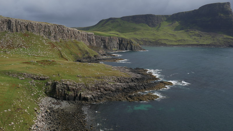Dramatic Cliffs