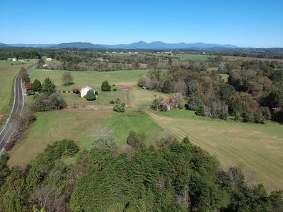 56 Acre Farm in Bedford County VA