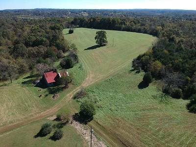 Aerial of Eastern Field