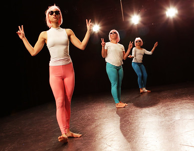 Katelyn Halpern & Dancers