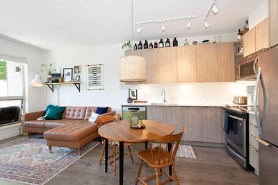 P305 Kitchen Living