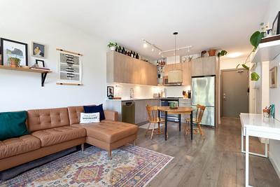 P305 Living Kitchen