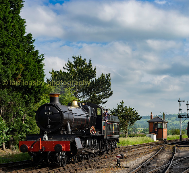 7820 Dinmore Manor comes of shed