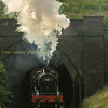 Dinmore manor emerges from Winchcome tunnel