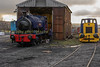 Empress and no 14 at Furnace sidings depot