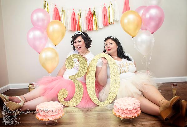30th Cake Smash!