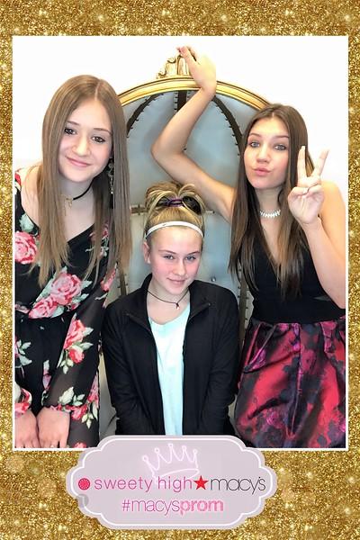 3.10.18 Macy's Prom Event