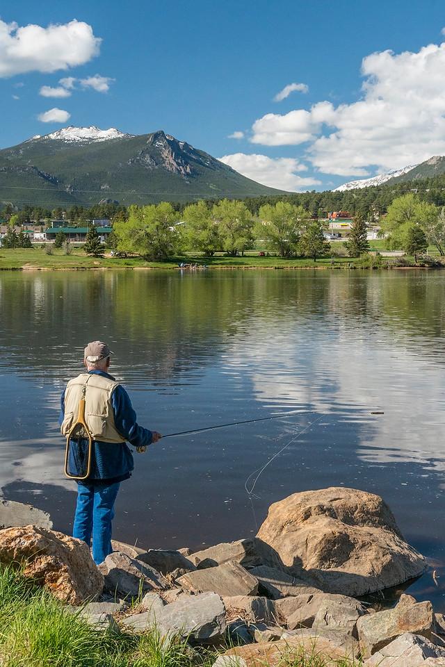31st Annual Estes Lake Fishing Derb