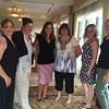 From left, Arial Wallen of Swampscott, Lisa Johnson of Lynn, Christine Brown of Swampscott, Stacey Clay of Lynn, Kristen Evans of Danvers, and Kristin Pavey of Swampscott
