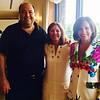 From left, John Gilberg of Lynn, Jansi Chandler of Marblehead and Jill Gilberg of Swampscott