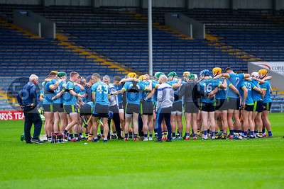 Tipperary Team in a huddle