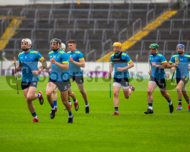 Tipperary players being put through their paces