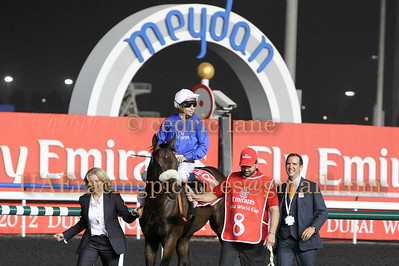 31st March 2012 Dubai World Cup