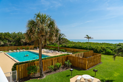 3200 US HWY A1A - Pool and View - Unit 207-5