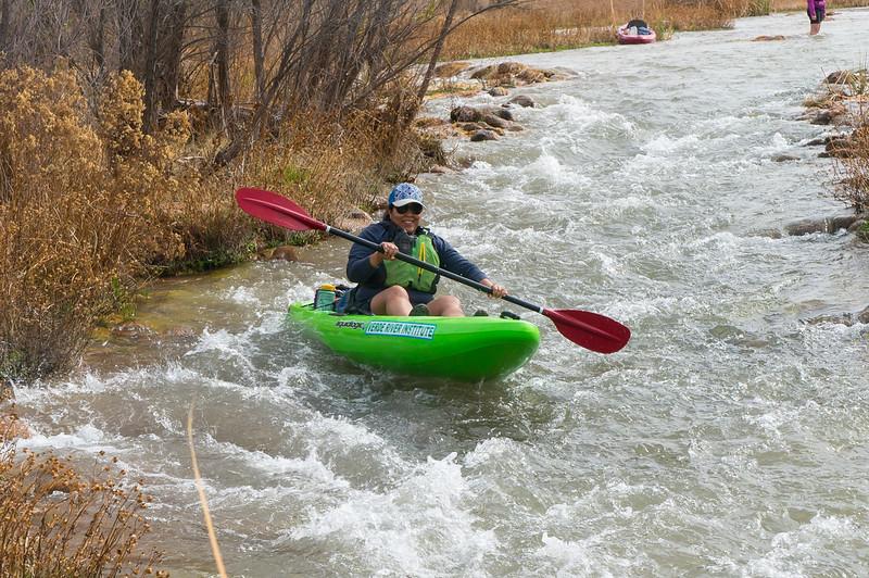 Verde River Institute Float Trip, Tapco to Tuzi, 3/24/18