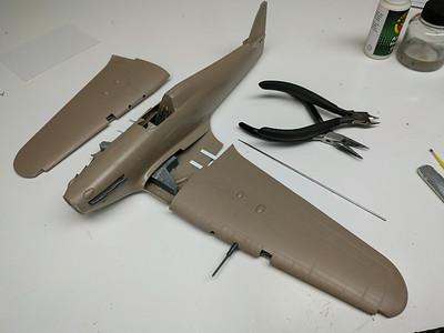 1/32 Fly Hurricane Mk.IIc REVIEW