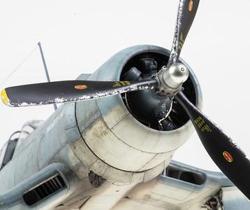 1/32 Tamiya F4U-1 Corsair