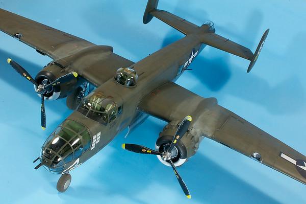 1/32 HK B-25J Mitchell