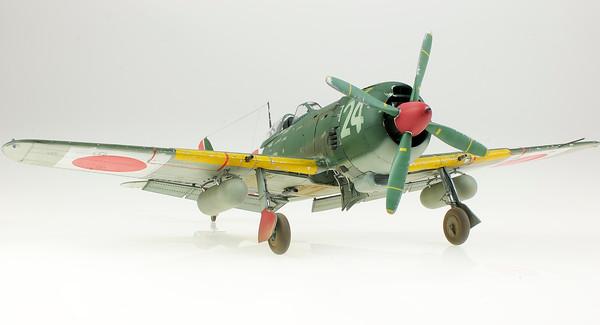 1/32 Hasegawa Ki-84 Hayate