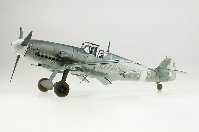 Bf 109G-4 09-15-13 4